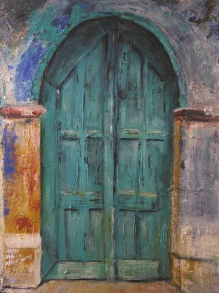 Greek Doors II