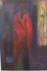 Man In The Red Robe
